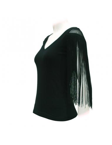 https://www.fabricaflamenca.com/721-thickbox_default/camisa-con-hombro-de-tul-y-flecos-color-negro.jpg