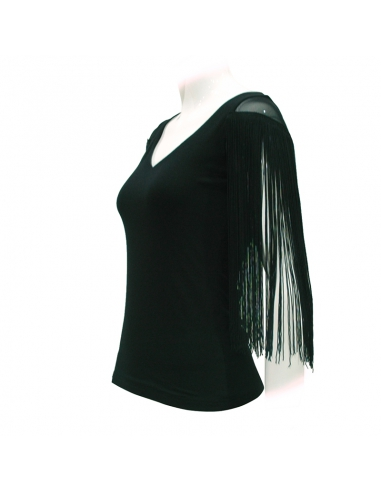 https://www.fabricaflamenca.com/721-thickbox_default/shirt-with-tulle-and-fringes-shoulders-black-color.jpg