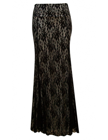 http://www.fabricaflamenca.com/765-thickbox_default/falda-doble-con-encaje-color-crudo-y-negro.jpg